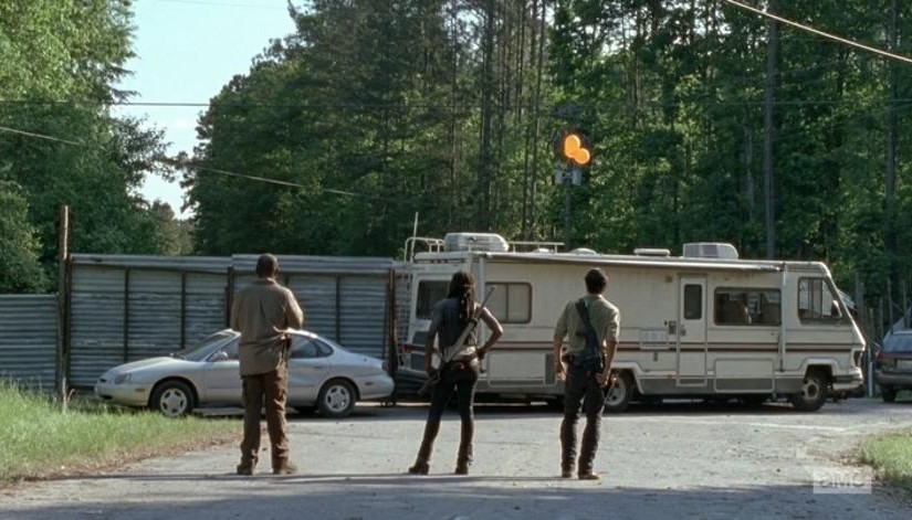 TWD: Episode 11 – S6E1 First Time Again