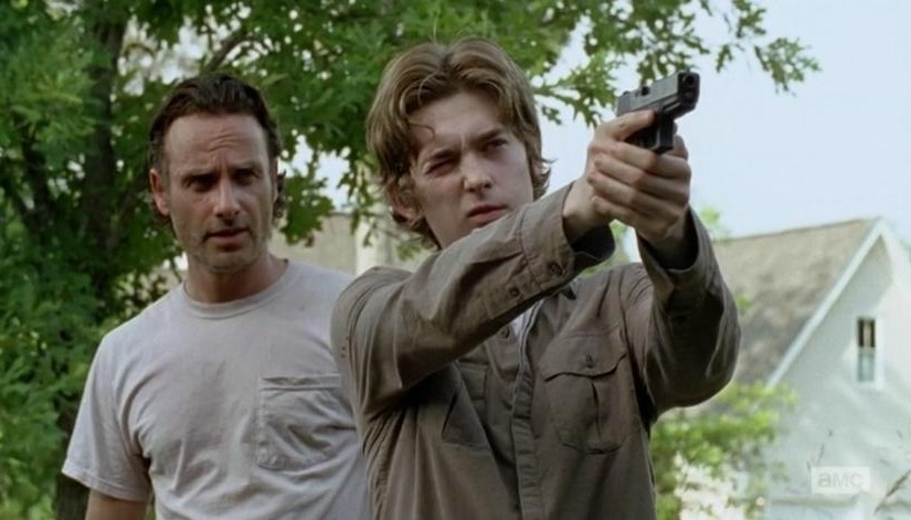 TWD: Episode 17 – S6E7 Heads Up