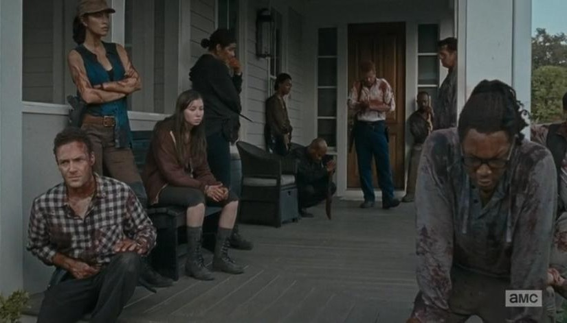 TWD: Episode 19 – S6E9 No Way Out