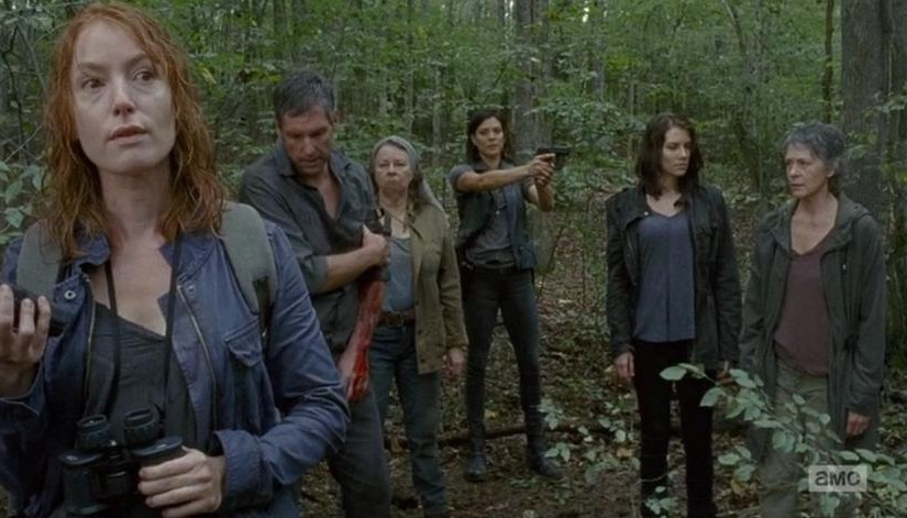 TWD: Episode 23 – S6E13 The Same Boat